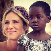Giovanna Ewbank banca estudos de menina de 6 anos que conheceu no Malauí
