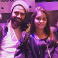 Rodrigo Phavanello, de 'A Terra Prometida', descobre filha de 21 anos: 'Presente de Deus'