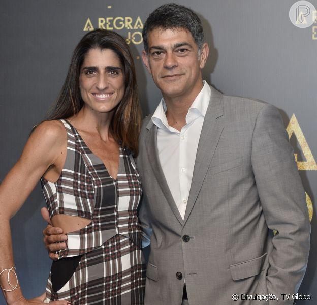 Eduardo Moscovis e Cynthia Howlett se separaram após nove anos de casamento. A informação foi confirmada ao Purepeople nesta sexta-feira, dia 08 de julho de 2016