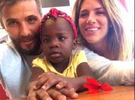 Bruno Gagliasso e Giovanna Ewbank são criticados após adotar criança africana