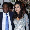 Aos 75, Pelé se casou pela terceira vez em São Paulo