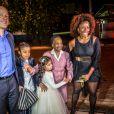 Pelé se casou com a empresária Marcia Cibele Aoki, na noite de sábado, 09 de julho de 2016, em celebração reservada e restrita aos familiares