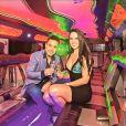 Zezé Di Camargo assumiu seu namoro com Graciele Lacerda após se separar de Zilu