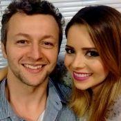 Lucas Lima proíbe Sandy de tirar fotos com fãs homens no camarim, diz jornal