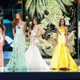 As cinco finalistas do Miss Universo 2013