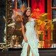 Constanza Baez, Miss Equador, ficou em terceiro lugar no Miss Universo