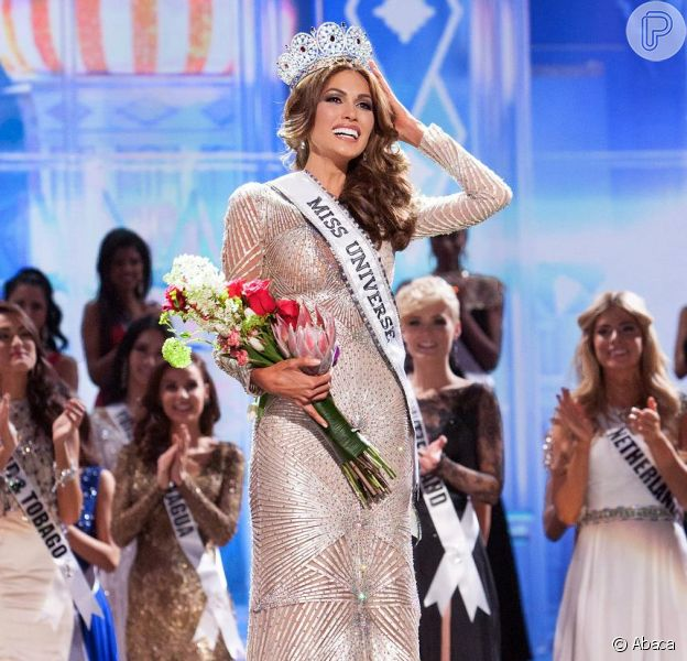 A venezuelana Gabriela Isler foi escolhida Miss Universo na noite deste sábado (09 de novembro de 2013)