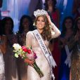 A Miss Venezuela Gabriela Isler é a nova Miss Universo