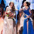 Essa foi a sétima vez que Venezuela levou a coroa de Miss Universo
