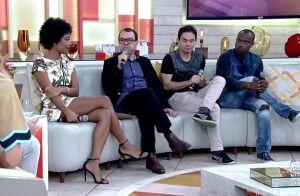 Autor de 'Liberdade' comenta cena de sexo entre André e Tolentino: 'Veio tarde'