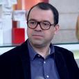 Autor de 'Liberdade Liberdade' comentou a cena de sexo entre André (Caio Blat) e Tolentino (Ricardo Pereira), no 'Encontro com Fátima Bernardes' desta segunda-feira, 11 de julho de 2016: 'Amor de verdade'