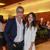 Fabio Assunção leva namorada, Pally Siqueira, e filhos à pré-estreia. Fotos!