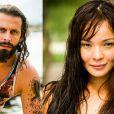 Carol Nakamura irá se envolver com Ralf, personagem interpretado pelo ator Henri Castelli na próxima novela das seis, 'Sol Nascente'