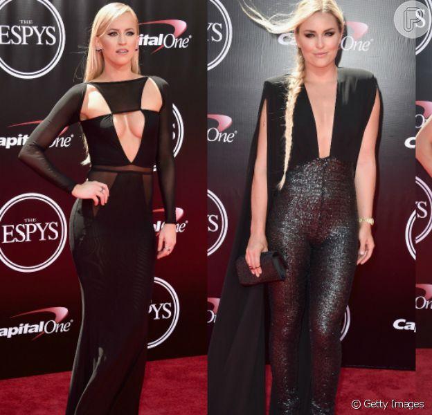 Atletas apostam em looks poderosos no ESPYs Awards, que aconteceu nesta quarta-feira, 13 de julho de 2016