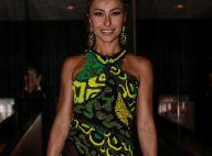 Sabrina Sato usa look Versace de R$ 13 mil em evento com o namorado, Duda Nagle