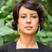 Andreia Horta, de 'Liberdade, Liberdade', vive romance com ator Gustavo Machado