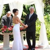 'Amor à Vida': elenco grava casamento de Aline e César; veja as primeiras fotos