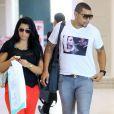 Naldo diz que as ofensas de Branka Silva incomodam a sua atual mulher, Ellen Cardoso