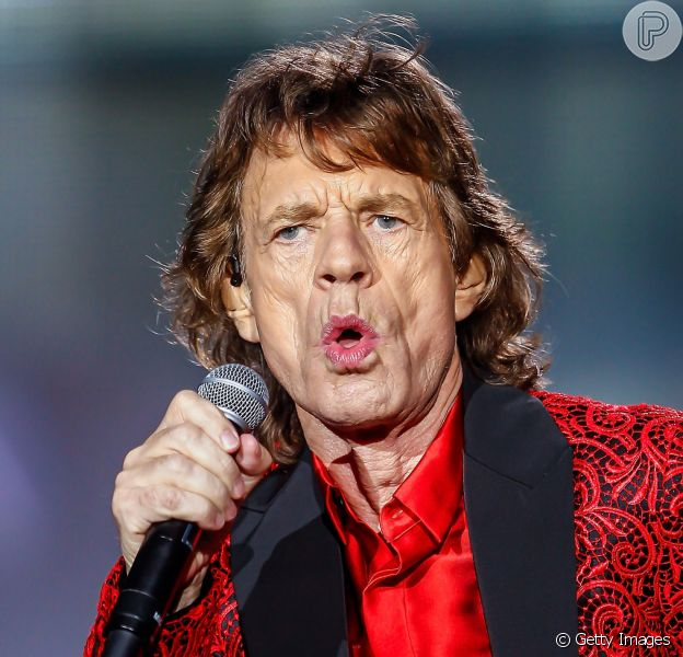 Mick Jagger será pai pela oitava vez aos 72 anos: 'Surpreso e feliz'