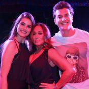 Camila Queiroz, Klebber Toledo, Susana Vieira e mais famosos curtem baile funk