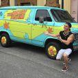 Biel está curtindo férias na Disney e tem compartilhado os momentos com seguidores no Instagram