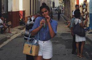 Bruna Marquezine curte viagem a Cuba. Veja fotos e looks inspiradores da atriz!