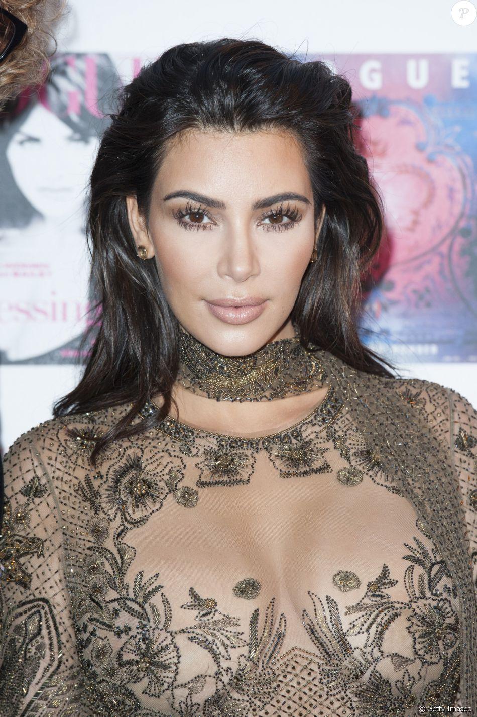 Kim Kardashian recebeu R$ 2,2 milhões para fazer presença VIP em festa
