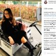 De acordo com a defesa de Lírio Parisotto, Luiza aparece sem olho roxo na foto postada 3 dias depois da agressão
