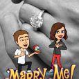 Miranda Kerr mostrou anel na web: 'Eu disse sim'