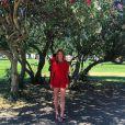 Marina Ruy Barbosa viajou para Lisboa para divulgar a novela 'Totalmente Demais'