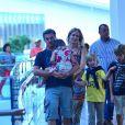 Angélica lembra acidente de avião com família, há um ano: 'Trauma muito forte'