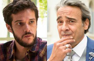 Novela 'Haja Coração': Giovanni é esfaqueado ao salvar a vida de Aparício