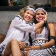 Munik e Ana Paula Renault, amigas no 'BBB16', vão contracenar na novela