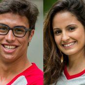 Francisco Vitti e Amanda de Godoi, casal em 'Malhação', namoram há cinco meses