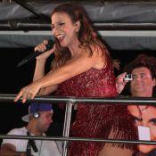 Ivete Sangalo exalta público gay em show no Fortal: 'Amem quem vocês quiserem'