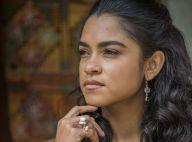 Novela 'Velho Chico': Luzia revela para Olívia que Santo não é o seu pai