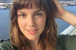 Alice Wegmann inicia preparação para a novela 'A Lei do Amor': 'Curso de garçom'