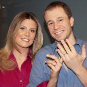 Tiago Leifert, do 'The Voice Brasil', completa 1 ano de casado: 'Ela resistiu!'