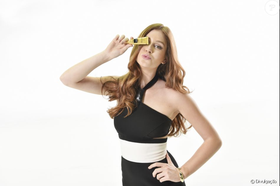 Marina Ruy Barbosa liderou o ranking de famosos em comerciais em 2016 com  aparições em campanhas 5ff50c59cf
