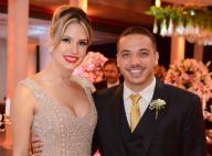 Wesley Safadão e mulher, Thyane Dantas, se casam em cerimônia discreta no Civil