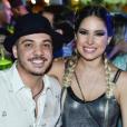 Wesley Safadão e Thyane Dantas oficializaram a união  no Cartório Registro Civil, da 4° Zona de Fortaleza, Ceará