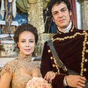 'Liberdade': Rubião dá surra em Rosa e faz roleta-russa. 'Destino decidirá'