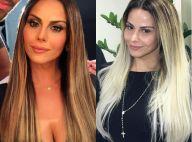 Viviane Araujo muda o visual e exibe cabelo loiro para campanha: 'Foram 2 dias'