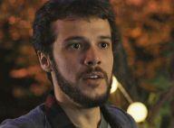 'Haja Coração': após levar facada defendendo Aparício, Giovanni ganha emprego