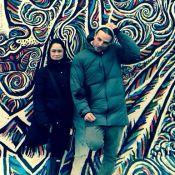 Fernanda Vasconcellos e Cássio Reis curtem lua de mel na Europa