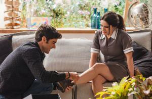 'Haja Coração': Felipe leva Shirlei ao ortopedista e ela pode deixar de mancar