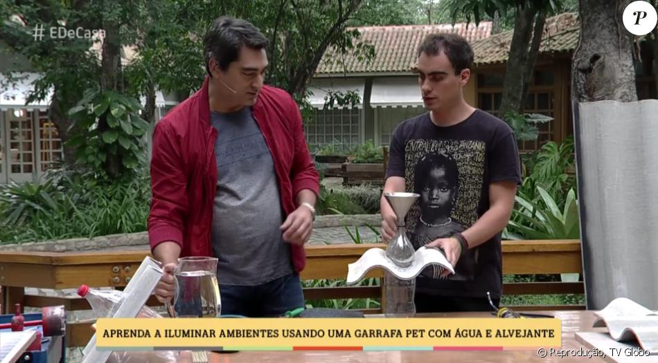 Zeca Camargo recebe críticas por conta do peso no programa 'É de Casa': 'Medida Certa já'