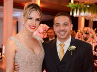 Wesley Safadão e Thyane Dantas planejam filhos após casamento: 'Família grande'