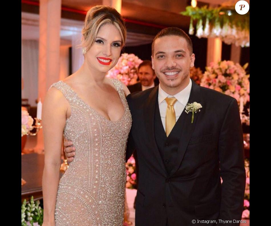 Wesley Safadão e Thyane Dantas se casam com festa e cerimônia religiosa nesta segunda-feira, 1º agosto de 2016, no Terminal Marítimo de Fortaleza