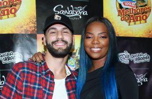 Ludmilla e o produtor Xerxes Frechiani terminam namoro após cinco meses juntos